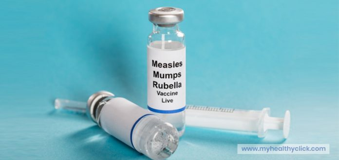 Man From King County Contracted Measles