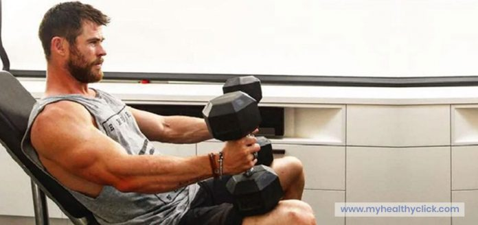 Functional Fitness Workout Chris Hemsworth