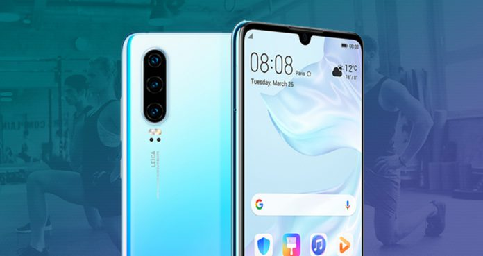 Huawei P30 Pro Attract Fitness Health Enthusiasts