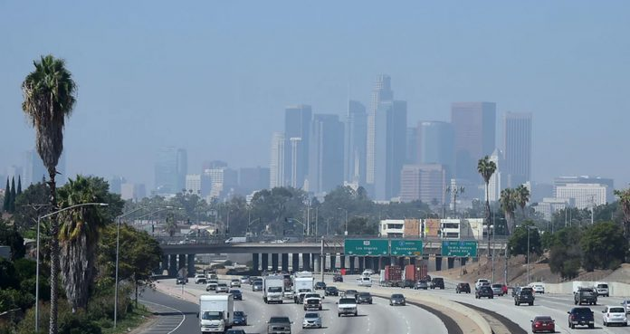 Childhood Asthma Dropped Los Angeles Cleansed Air