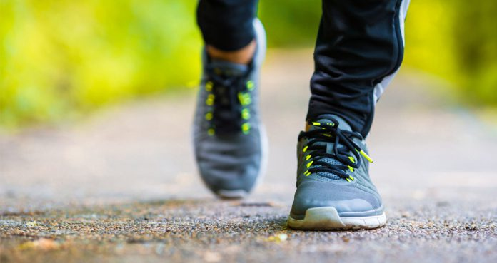 Don't Need 10,000 Steps a Day