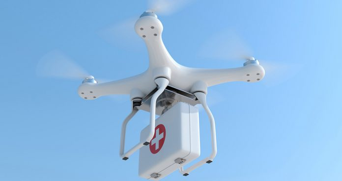 Drone Delivers Kidney To Marylan Woman