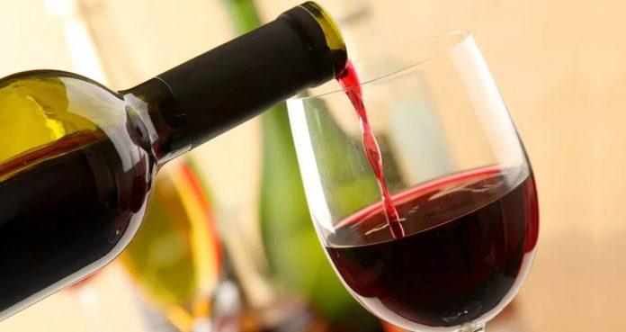 Red Wine Reduces Blood Pressure