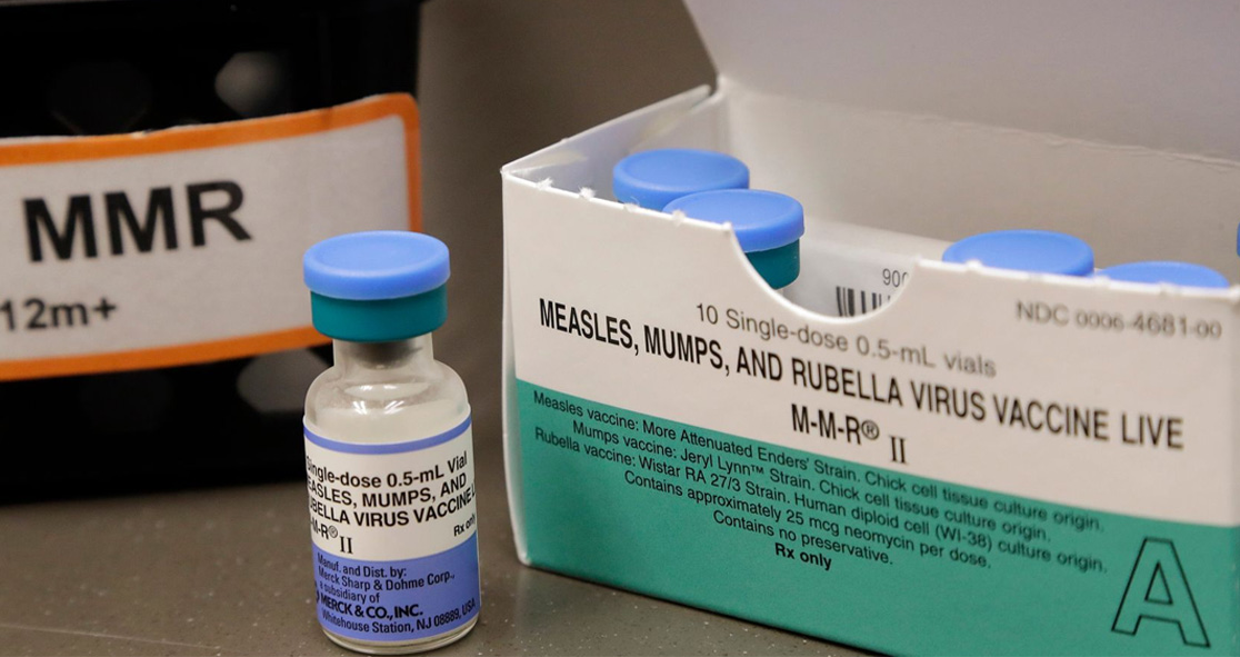 Ongoing U S  Measles Outbreak Breaks 25-Year-Old Record