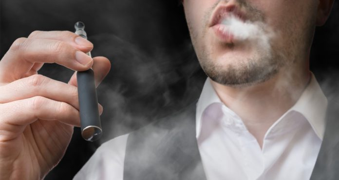Vaping flavors cause health damage