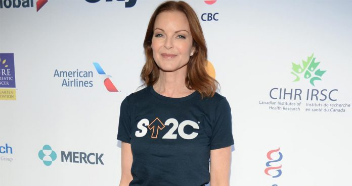 Marcia Cross Anal Cancer And Husband Throat Cancer