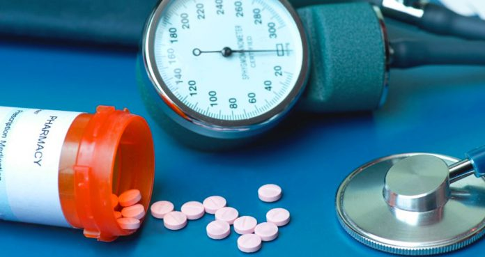 Pharmacy Tests Cancer Compound Blood Pressure Medications