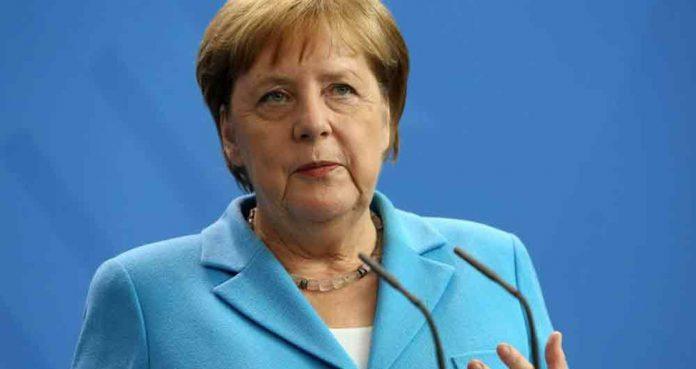 Angela Merkel Good Health