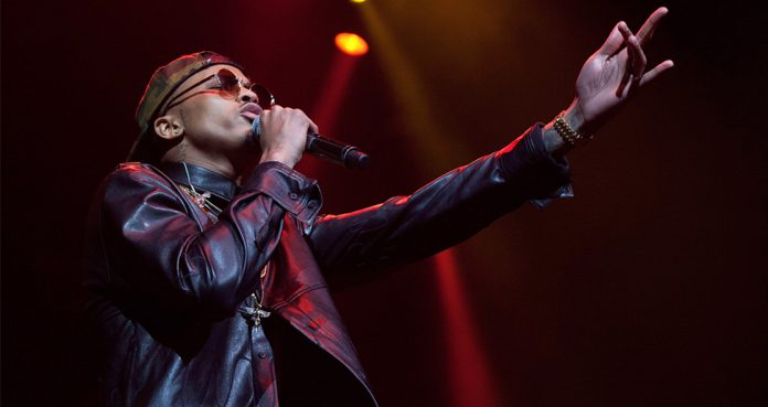 August Alsina Hospitalized Losing Ability to Walk