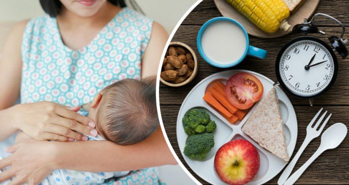 Intermittent Fasting During Breastfeeding