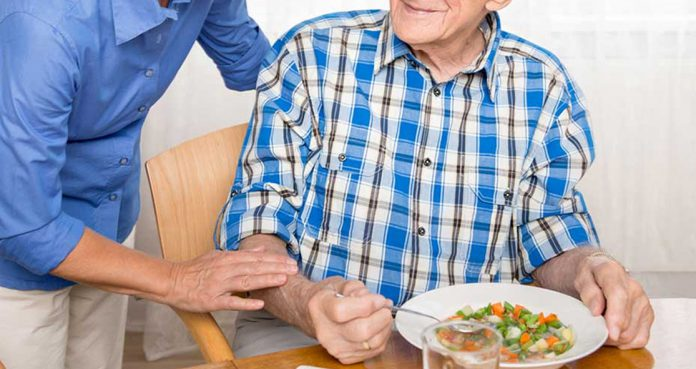 Meals on Wheels Health Services Older People