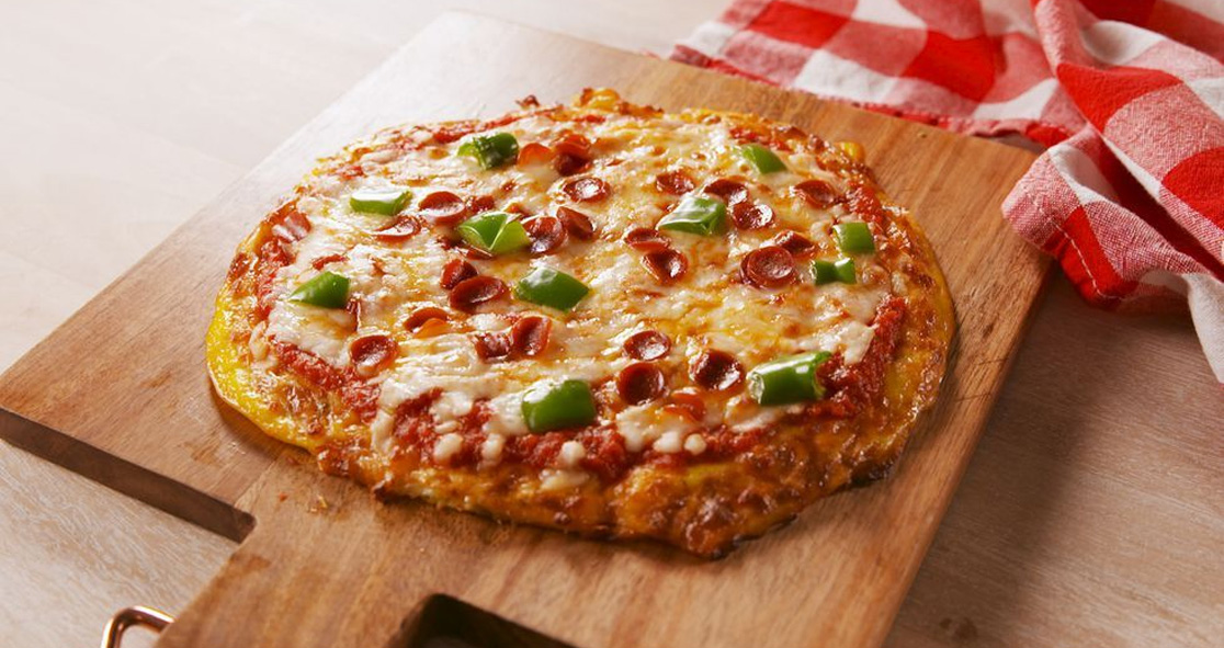 Image result for The First Official Keto Diet Pizza Rolls across America