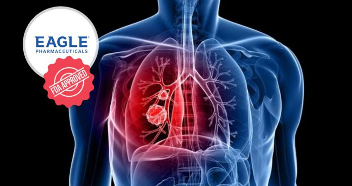 FDA-Approves-Eagle's-Pemfexy-for-Advanced-Lung-Cancer